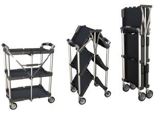 Olympia Tools 85-188 Collapsible Service Cart