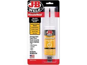 J-B Weld 50101 MinuteWeld Syringe, 25 ML