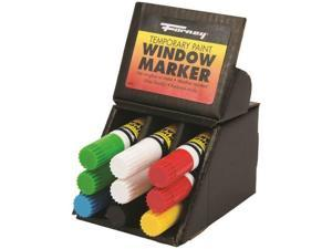 Forney 70859 Window Marker Display, 9 Piece