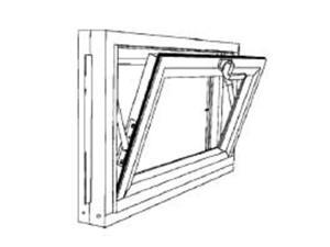 Duo-Corp 3218COMP 32-In. X 18-In. Basement Window