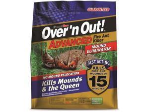 GardenTech 100519718 Over'n Out Advanced Fire Ant Killer, 4 lbs