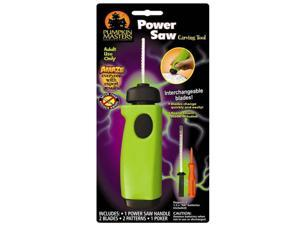 Pumpkin Masters 67110 Power Saw Halloween Pumpkin Carving Tool