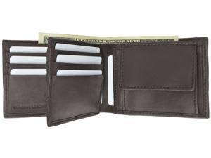 Men's Wallet Genuine Leather Bi-fold