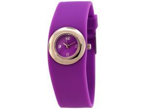 FMD Ladies Standard 3 Hand Analog Silicone Watch by Fossil