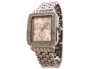 FMD Ladies Chronograph Watch with Crystal Accents by Fossil