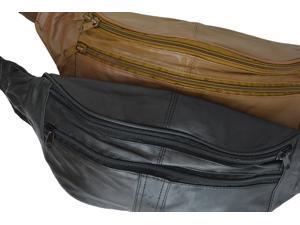 3 Zipper Traveling Pouch
