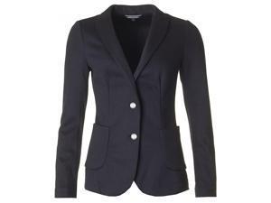 Prema Wool Cotton Knit Blazer