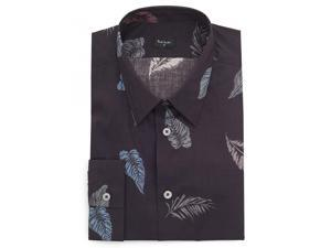 Big Leaf Print Shirt