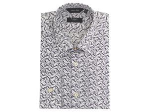 Willow Print Slim Fit Shirt