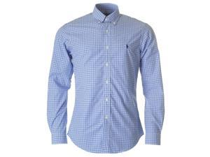 Slim Fit Tattersal Checked Shirt