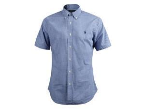 Slim Fit Tattersal Checked Shirt