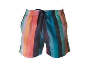 Classic Stripe Swim Shorts