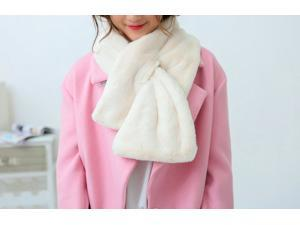 Elegant Girls Scarf 110*20CM Plush Scarf/Neckerchief Vogue Clothing Accessories Warmth & Windproof Girl's Scarf
