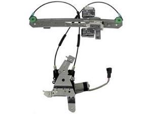 NEW Door Power Window Regulator & Motor Rear Left Driver Dorman 748-228