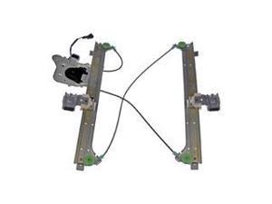 NEW Door Power Window Regulator & Motor Rear Right Passenger Dorman 741-579