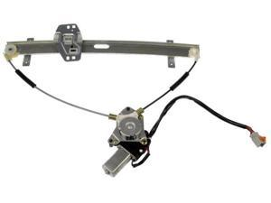 NEW Pair Power Window Regulator And Motor Front LH-RH Dorman 748-131,748-132