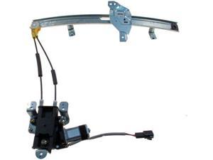 NEW Door Power Window Regulator & Motor Front Left Driver Dorman 741-637