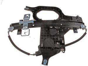 NEW Door Power Window Regulator W/O Motor Rear Left Driver Dorman 740-170