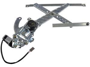 NEW Door Power Window Regulator & Motor Front Left Driver Dorman 741-872