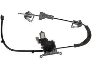NEW Door Power Window Regulator & Motor Front Right Passenger Dorman 741-539
