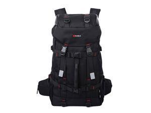 KAKA Travel Backpack Laptop Backpack Computer Bag Sports Bag Gym Bag Hiking Bag Camping Bag Work Bag School Bag Book Bag College Bag Weekend Bag Fits Most 17 inch Laptops - 55L