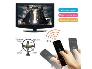 Wireless Air Mouse Keyboard Voice Remote Control For Smart TV Android TV Box PC