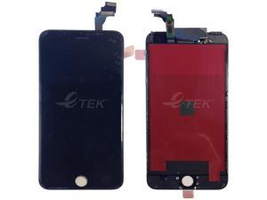 """Replacement LCD Touch Screen Display Digitizer Assembly for iPhone 6 Plus 5.5"""" Black Includes Repair Kit"""