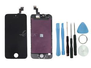 """LCD Touch Screen Digitizer Replacement Display Assembly 4"""" for Apple iPhone 5S Black"""