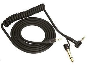 Replacement Black Audio Cable Cord for Beats by Dr. Dre PRO DETOX Headphones