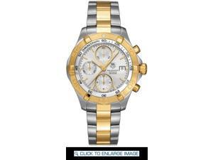 TAG HEUER AQUARACER AUTOMATIC CHRONOGRAPH MENS WATCH CAF2120.BB0816