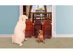 Furhaven Pet Gate Barrier