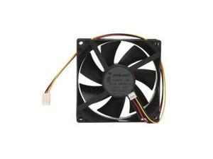 NMB/Mat Panaflo FBA09A12M-1BX 92mm 48.0CFM Computer Case Fan with 3-pin Power