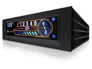 "NZXT Sentry-2 5.25"" Touch Screen Fan Controller"