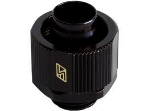 Swiftech 5-8x3-8-G1-4-CF-BK Lok-Seal Compression Fitting