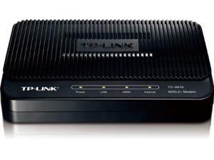 TP-Link TD-8816 1 ethernet port ADSL2+ router