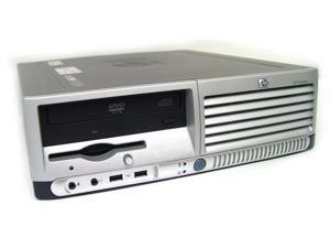 HP DC7700 E6400 C2D 2.13GHz 160GB Windows 7 HP 64-Bit Desktop PC