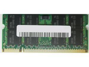 Samsung 1GB 200-Pin DDR2 800 PC2-6400 SODIMM CL6 Laptop Memory