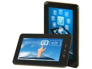 """vitalASC Sonic-ST0720-8G 7"""" A10 1.2GHz DDR3 1GB , 8GB Storage , WIFI-BGN , Multi-Touch , built -in front Camera , Androi"""