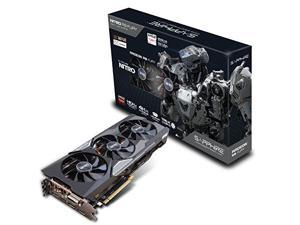 Sapphire Video Card 11247-04-40G NITRO R9 FURY 4GB HBM PCIE HDMI/DVID/3xDisplay Port Retail