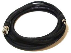 6 Foot BNC Male RG59U to RCA Male 6 ft Coaxial Composite by BattleBorn Cable