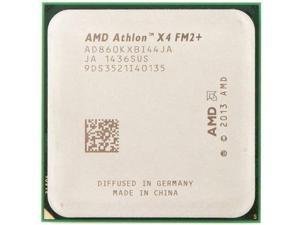 AMD AD860KXBI44JA Athlon X4 860K Quad-Core Processor 3.7GHz Socket FM2+, OEM OEM