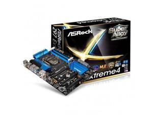 ASRock Z97 EXTREME4 LGA1150/ Intel Z97/ DDR3/ Quad CrossFireX & Quad SLI/ SATA3&USB3.0/ A&GbE/ ATX Motherboa