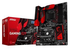 Refurb MSI Z170A GAMING M7 LGA 1151 Intel Z170 HDMI SATA 6Gb/s USB 3.1 ATX Intel Motherboard