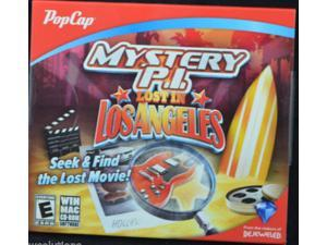 Mystery P.I. Lost in Los Angeles - PC Game