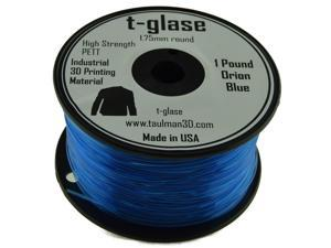 1.75mm Taulman Blue T-Glase 1lb (.45kg) Spool