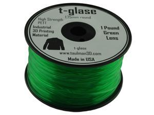 1.75mm Taulman Green T-Glase 1lb (.45kg) Spool