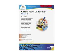 General Power/Attorney Form Individual Will Handle Finances