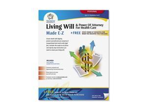 Living Will/Power of Attorney For Health Care Kit