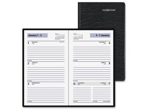 At-A-Glance DayMinder Recycled Wkly Pocket Planner