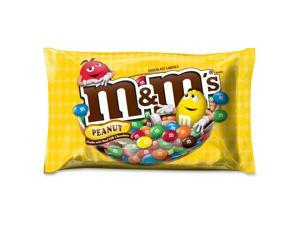 Milk Chocolate/Candy Coated Peanuts 19.2oz Pack